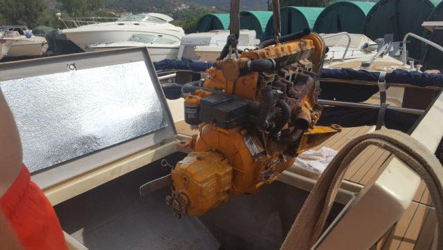 Mechanische Werkstatt für Boote und Boote auf der Insel Elba - LaconaNord